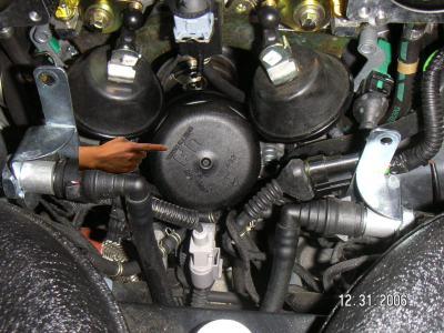 Gallardo Oil Amp Filter Change